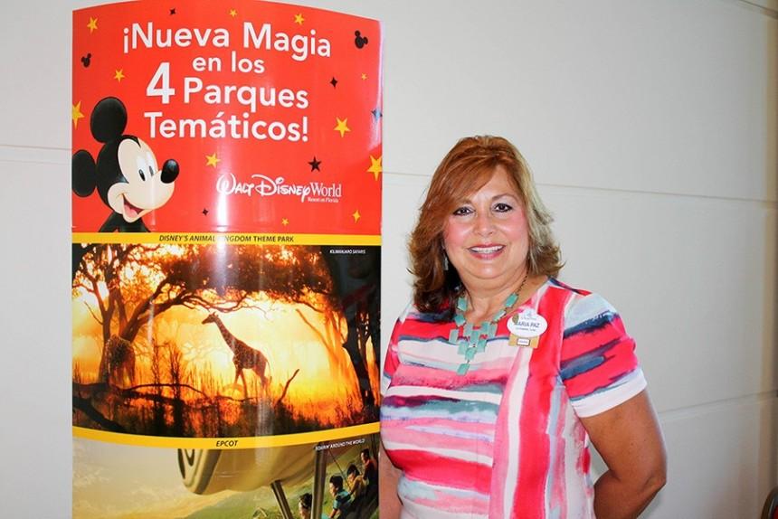 Maria Paz Fernandez senior sales manager de Walt Disney Company