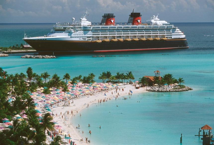 Barco de Disney Cruise Line