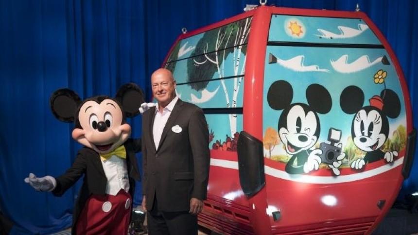Disney Skyliner, un viaje de gran altura que ya esta casi listo