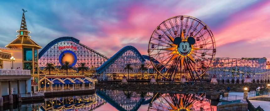 Disneyland en Anaheim, California