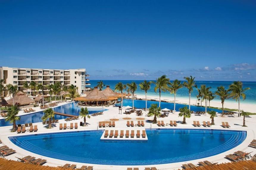 Hotel Dreams Riviera Cancun del Grupo Apple Leisure