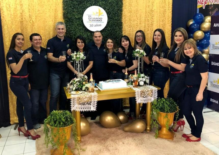 El equipo de El Dorado Turismo