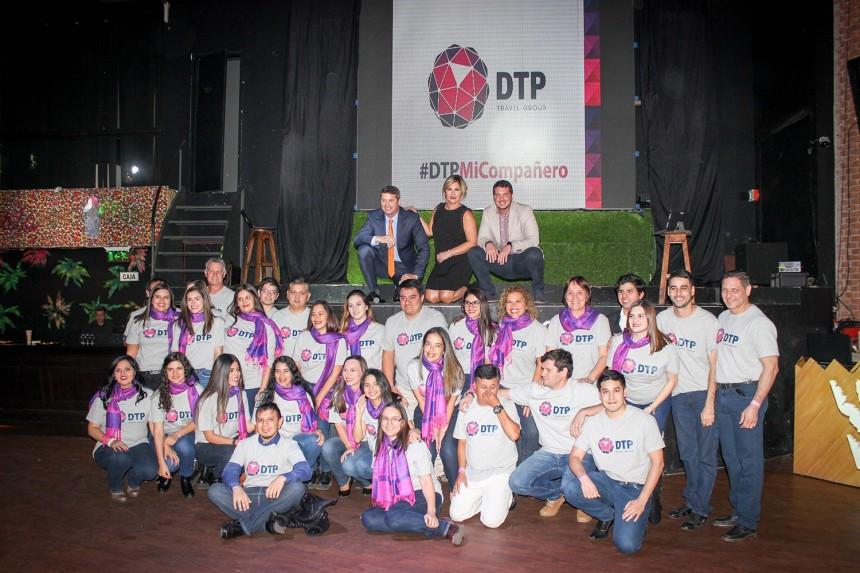 Equipo de DTP Travel Group
