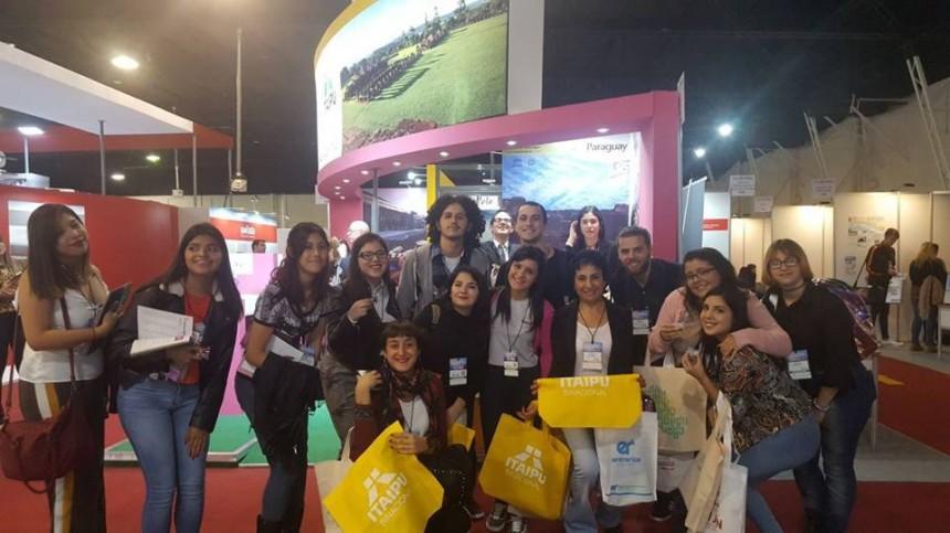 Stand de Paraguay en ExpoEventos 2018