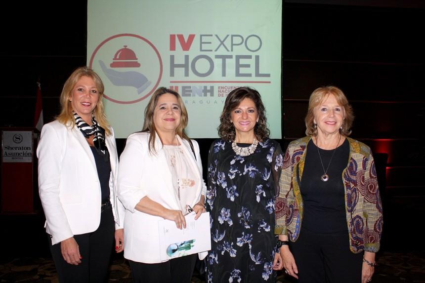 Expo Hotel congrega a referentes de la industria hotelera