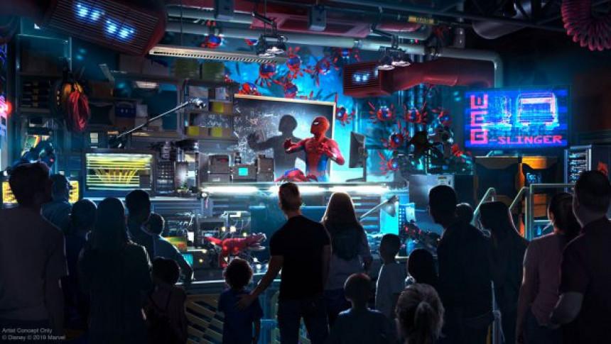 Disneyland abrirá área de los Avengers en junio
