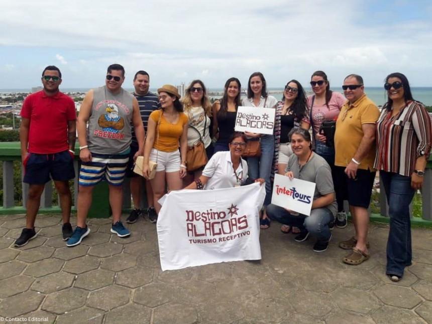 El nordeste brasileño en viaje de capacitación de Intertours