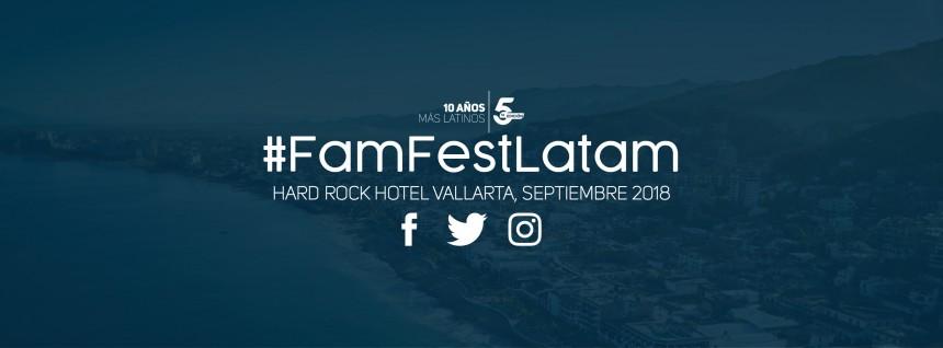 RCD Hotels programa su 5° edición del Fam Fest Latinoamérica