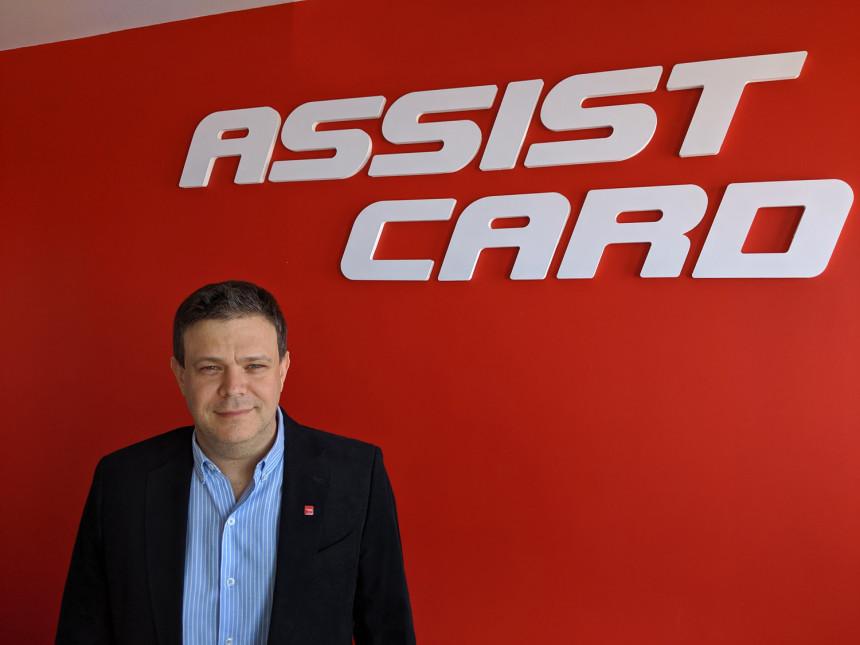 Fernando Broder, Chief Information Officer de ASSIST CARD International.