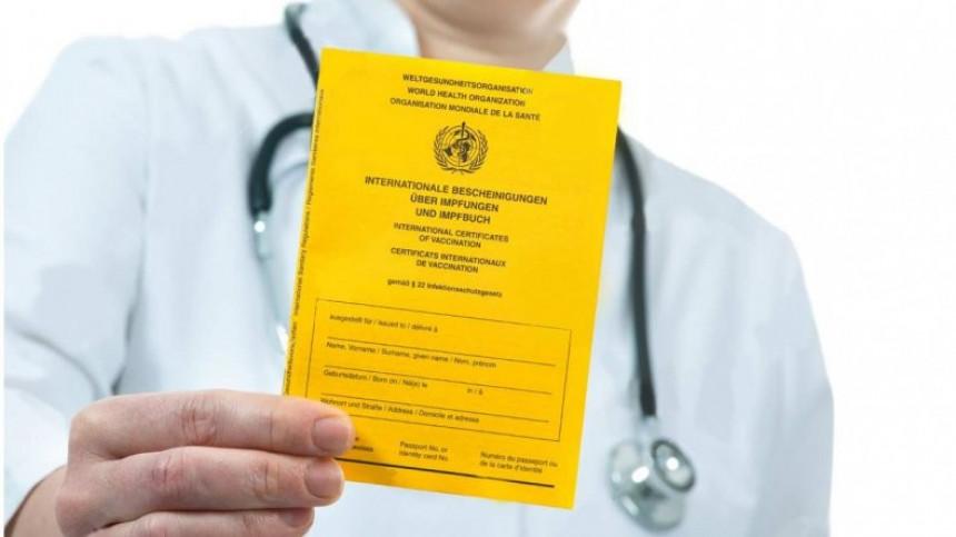 Ministerio de Salud insta a viajeros a vacunarse contra la fiebre amarilla