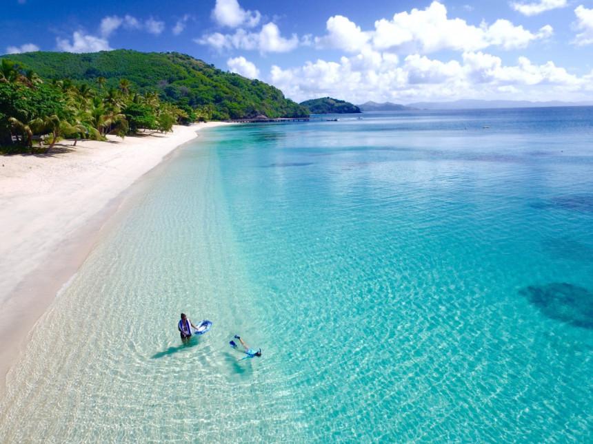Fiji se abriría al turismo internacional antes del 1 de noviembre