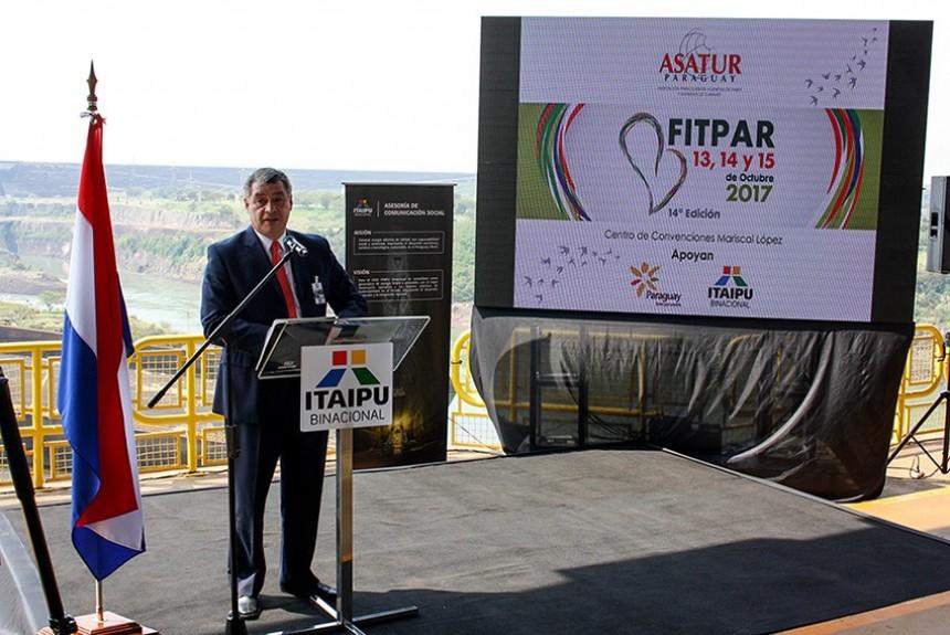 FITPAR 2017 fue presentada oficialmente en Itaipú