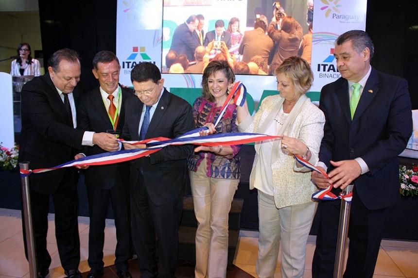 Inauguran oficialmente la mayor feria turística del país
