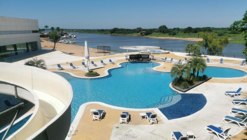 Atractiva programación este fin de semana en el Resort Yacht y Golf Club paraguayo