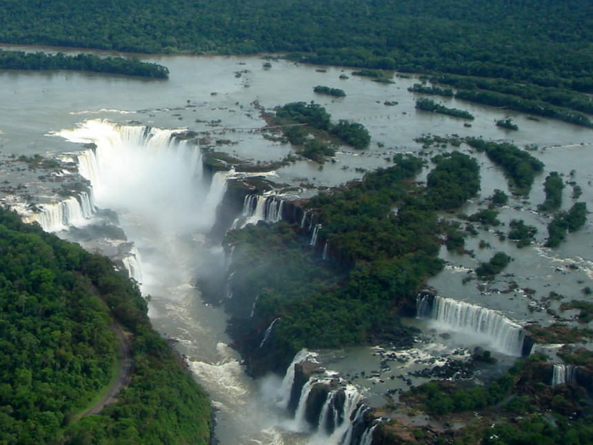 Argentina y Brasil promocionarán las Cataratas del Iguazú en China
