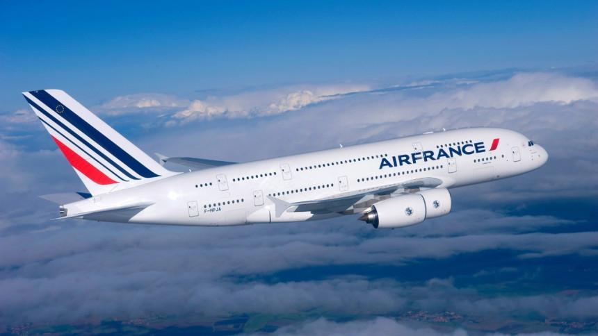 Air France anula hoy un 25% de sus vuelos por huelga