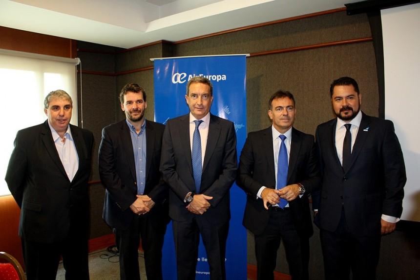 Grupo Globalia anuncia nuevas frecuencias de Air Europa a Madrid con el Boeing 787 Dreamliner