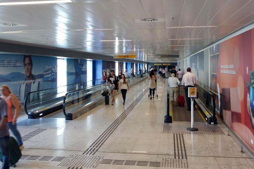 GRU Airport cuenta con un laboratorio de pruebas de COVID-19