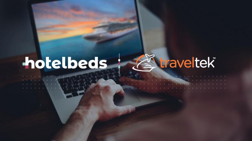 Hotelbeds se asocia con Traveltek para la distribución de cruceros