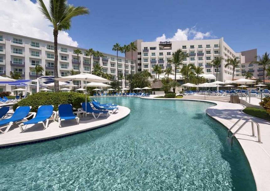 Hard Rock Hotel Vallarta entre los mejores hoteles del mundo
