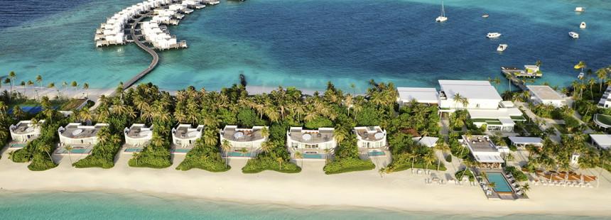 Jumeirah Group anuncia la apertura de un nuevo complejo en Maldivas