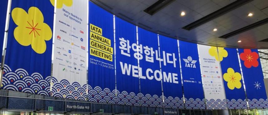 IATA aplaza su Reunión General Anual (AGM) y la Cumbre Mundial de Transporte Aéreo