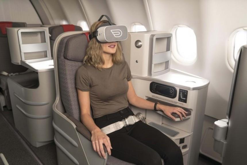 La realidad virtual se sube a los aviones