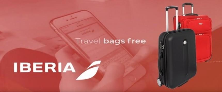 Iberia lanza servicio que agiliza el despache de equipaje