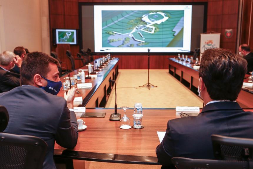El proyecto ya fue presentado a las autoridades del Estado de Paraná
