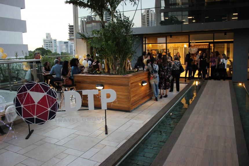 DTP Travel Group despide el año en su nueva casa