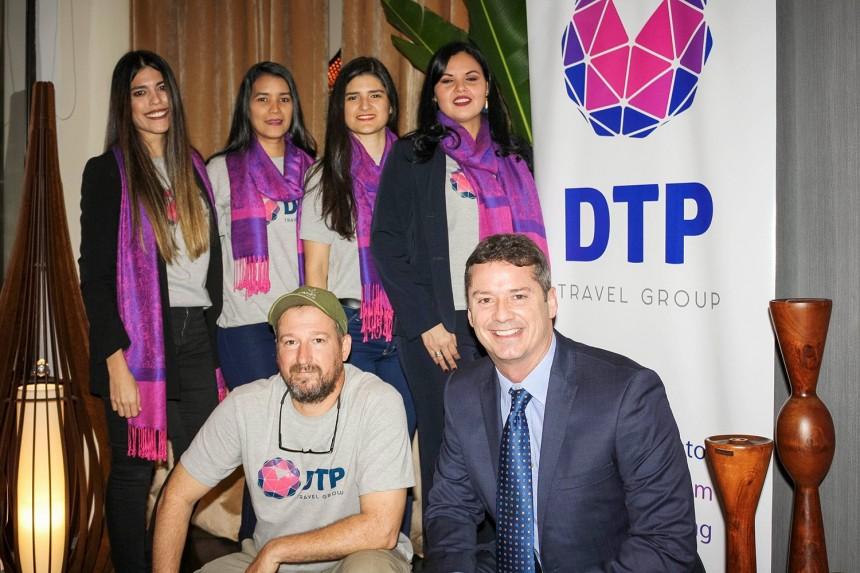 Ejecutivos de DTP Travel Group