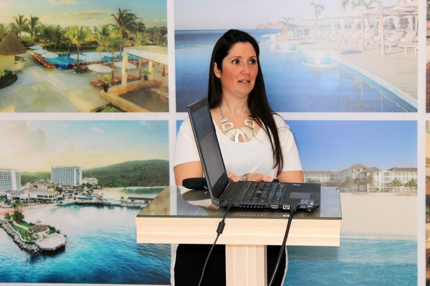 Romina Manso, ejecutiva de Ventas de Iberostar para Argentina, Uruguay y Paraguay
