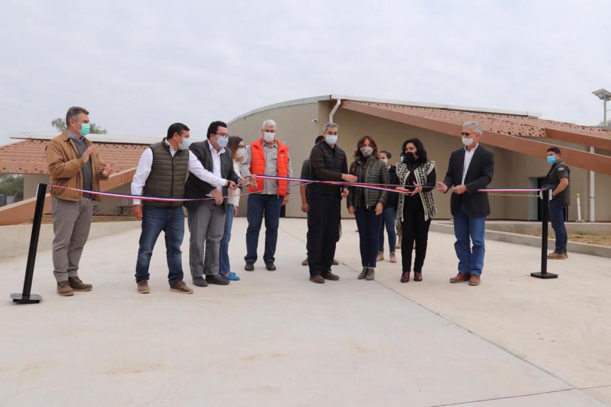 Senatur inaugura el Centro de interpretación del Gran Chaco Americano