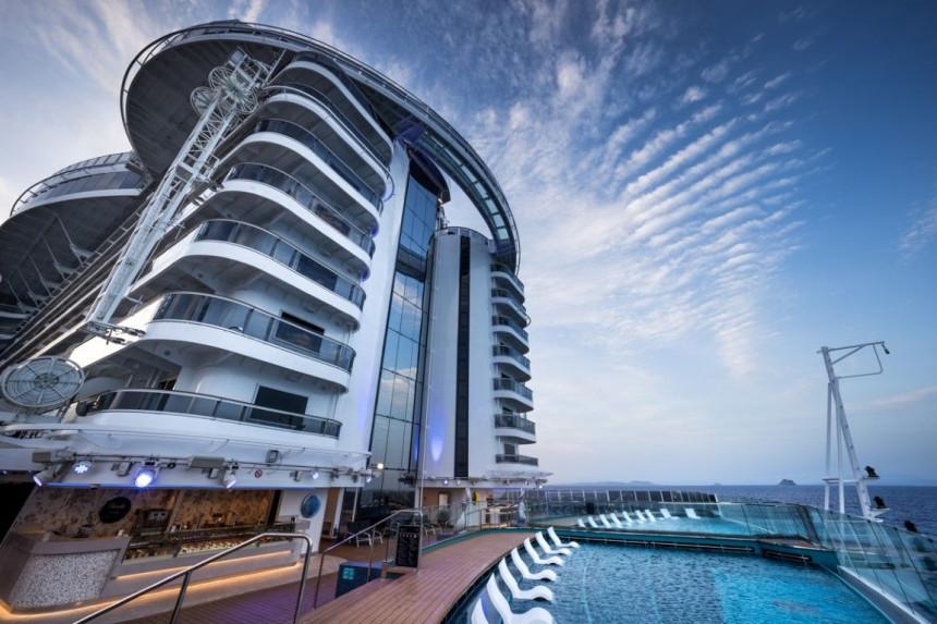 MSC Seashore será bautizado en isla privada de la compañía