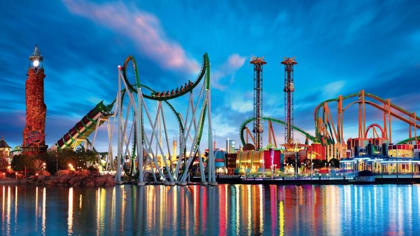 Los parques de Universal permanecerán cerrados al menos hasta junio