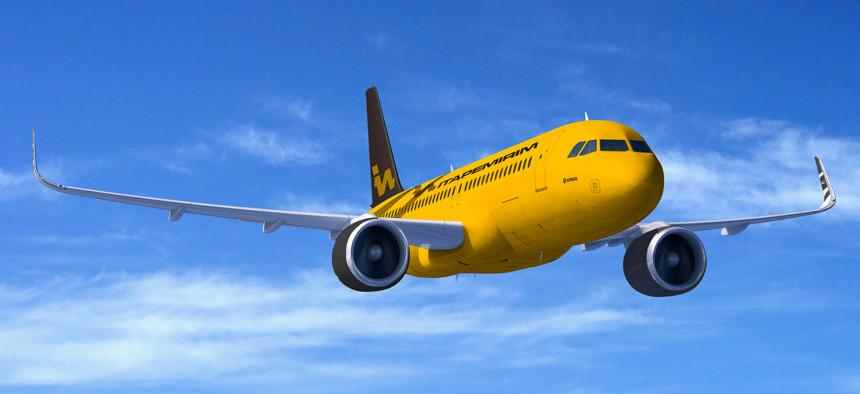 Itapemirim Transportes Aéreos inició operaciones