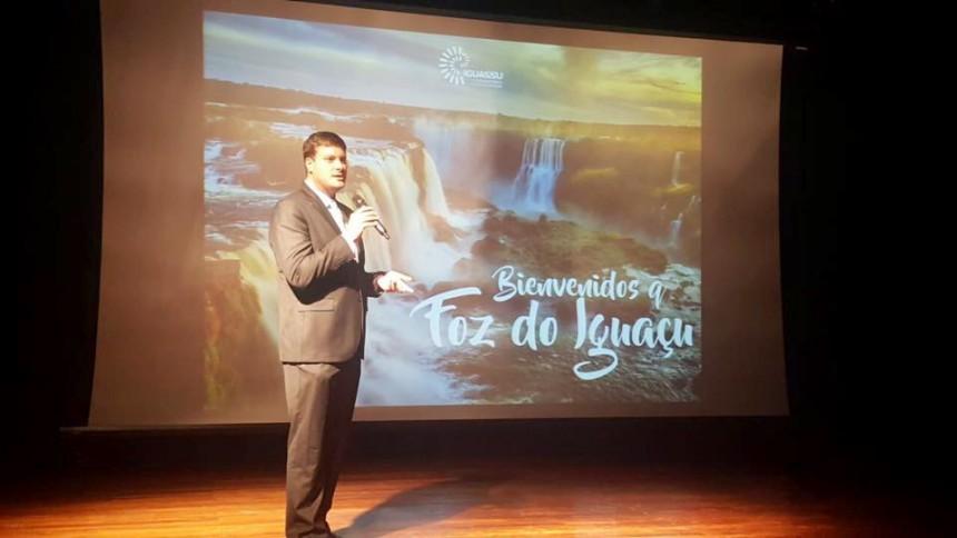 Jose Carlos Brunetti, presidente del Comité Descubra Brasil