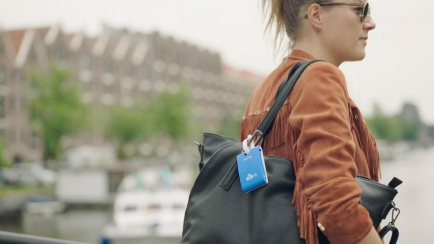 KLM presenta un dispositivo de asistencia turística virtual