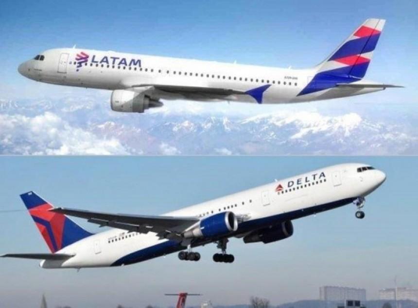Alianza entre Delta y LATAM sorprende al mundo de la aviación regional