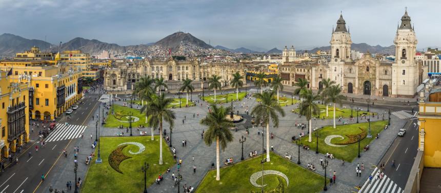 Perú vuelve a permitir vuelos desde Europa