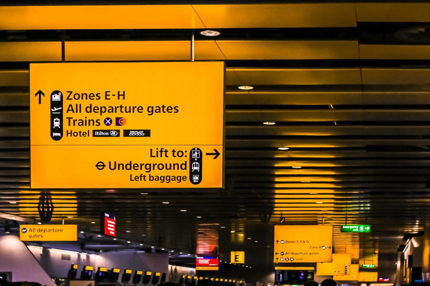 Aumentan las consultas de vuelos en Reino Unido