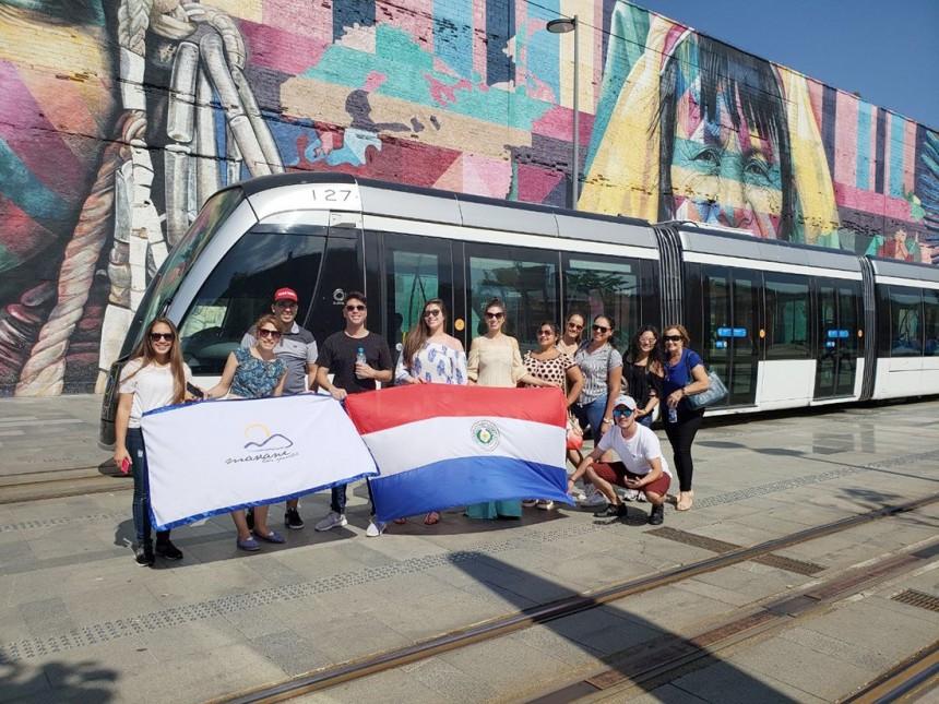 Viaje de capacitación al puro estilo carioca con Mavani