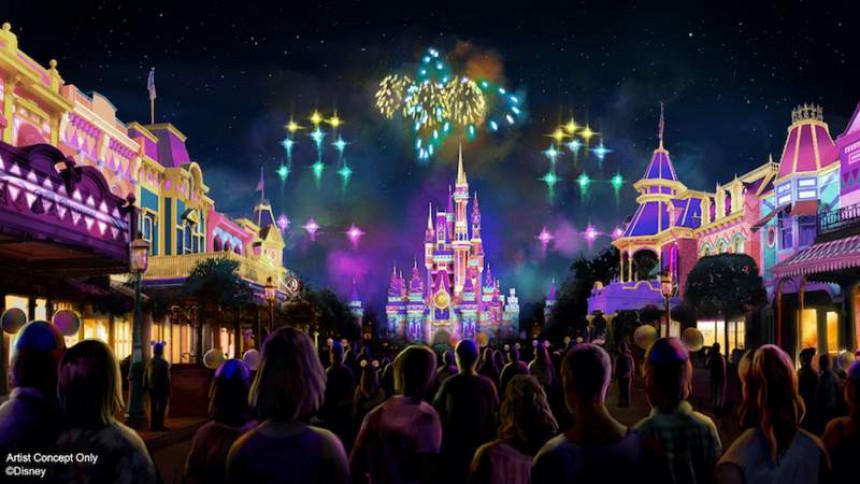 Shows por los 50 aniversario de Disney serán transmitidos online