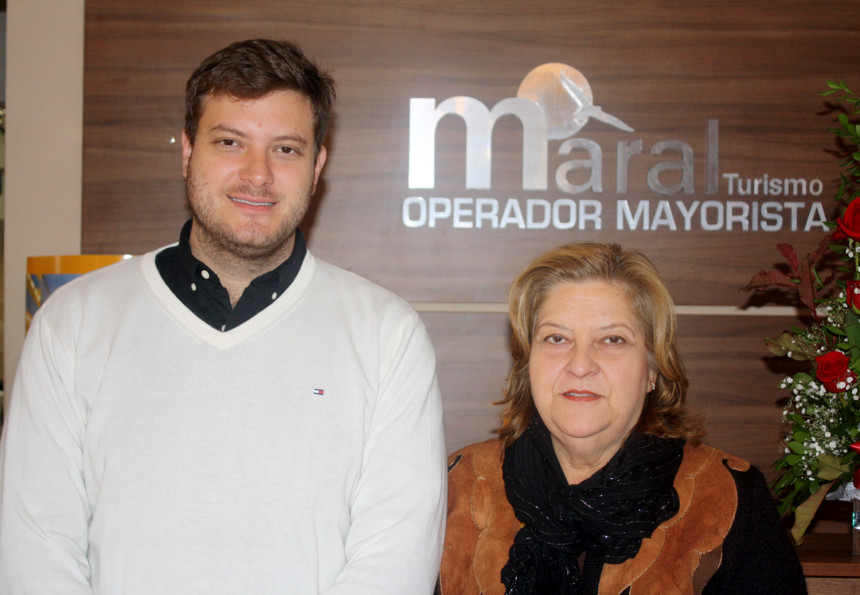 Jose Carlos  y Ofelia Brunetti