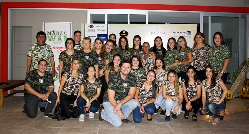 Agentes de viajes se alistan al ejército de Maral