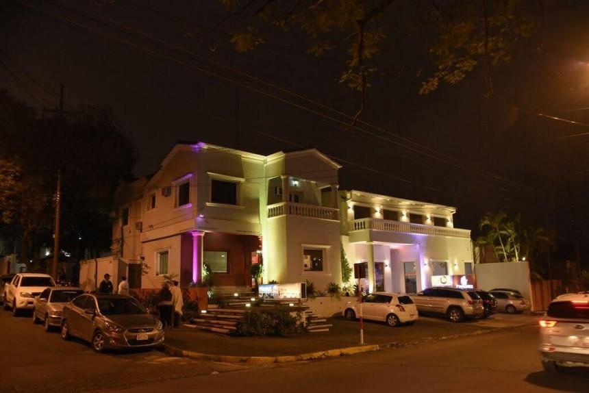 Oficinas en Asunción de Maral Turismo