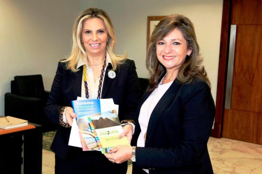 Paraguay y Curitiba realizarán acciones en conjunto