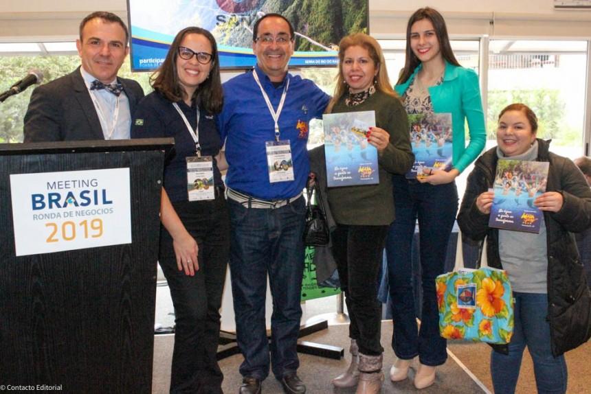 Meeting Brasil promociona atractivas propuestas de viajes