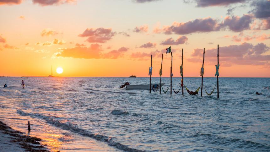 Regresó el turismo al Caribe mexicano