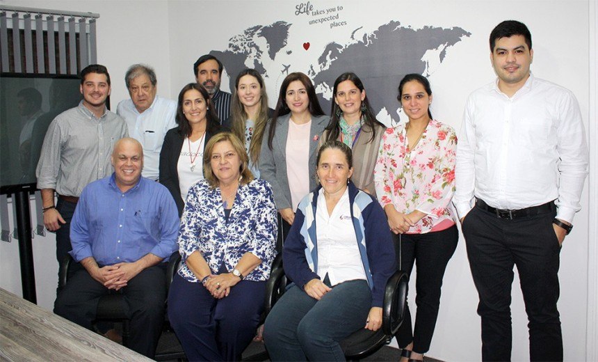 Visit USA Committe Paraguay tiene nuevas autoridades